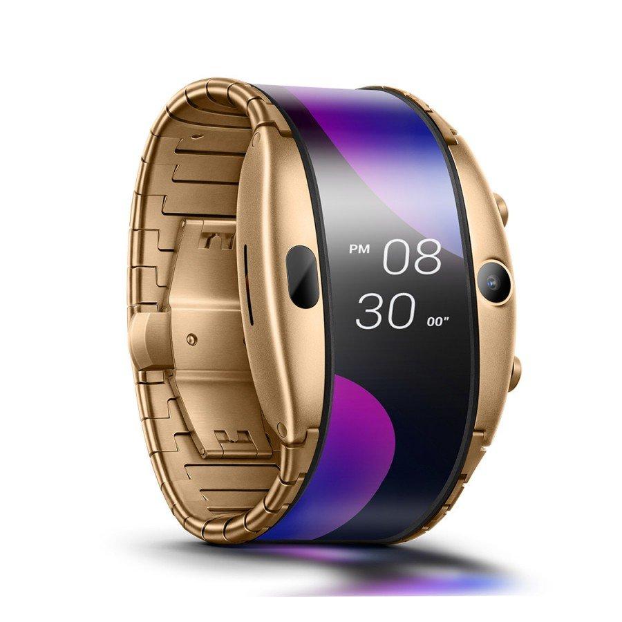 [MWC 2019]: Φορέστε στον καρπό σας το νέο nubia Alpha, ένα αναδιπλούμενο smartwatch 2