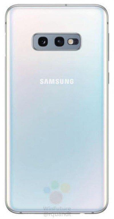 Samsung Galaxy S10E: Φιγουράρει σε νέα renders 4