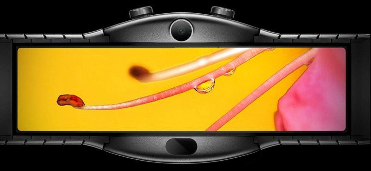 [MWC 2019]: Φορέστε στον καρπό σας το νέο nubia Alpha, ένα αναδιπλούμενο smartwatch 6