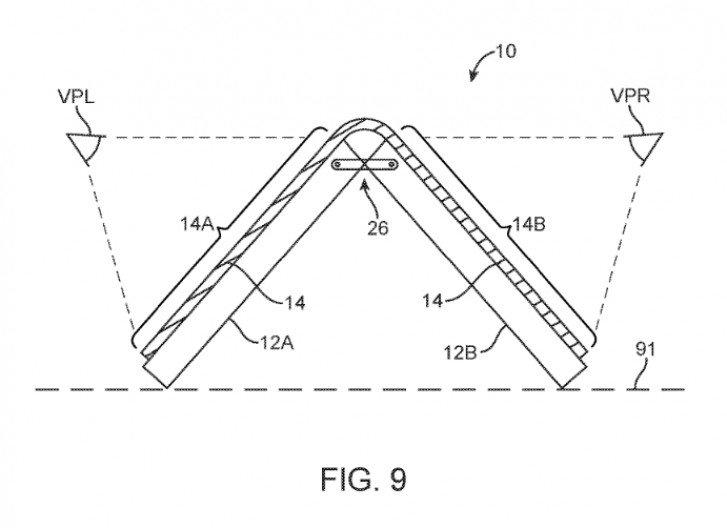 Όλες οι πιθανές ιδέες για πτυσσόμενο τηλέφωνο από την Apple 4