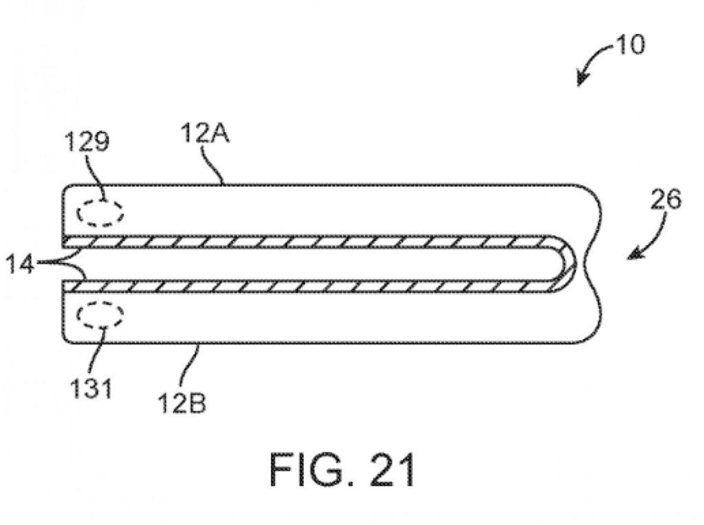 Όλες οι πιθανές ιδέες για πτυσσόμενο τηλέφωνο από την Apple 8