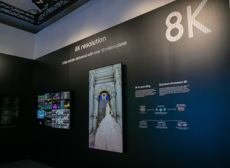 Samsung: Παρουσιάζει τη νέα γενιά στην ψηφιακή σήμανση σε 8K QLED [ΔΤ] 3