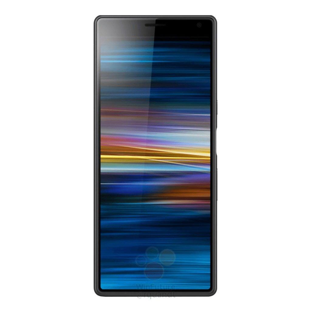 Εικόνες του Sony Xperia XA εμφανίζουν οθόνη 21: 9, όπως του XZ4 8
