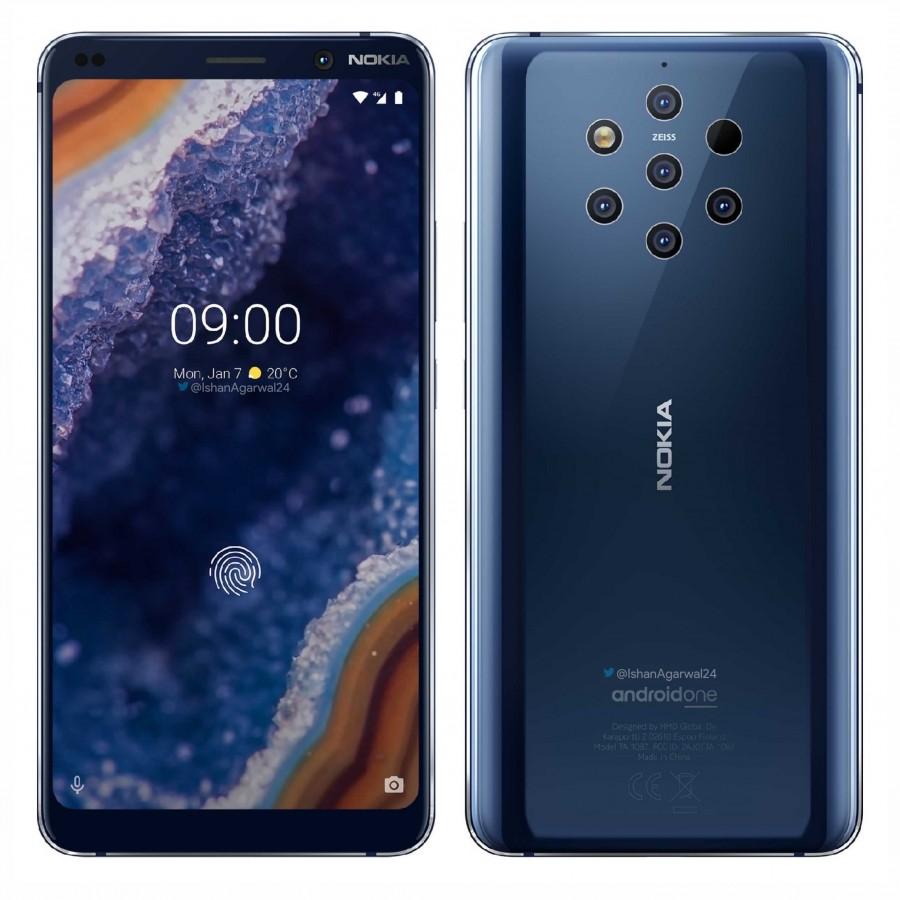 Το Nokia 9 PureView επίσημη σε πιο πρόσφατη διαρροή 2