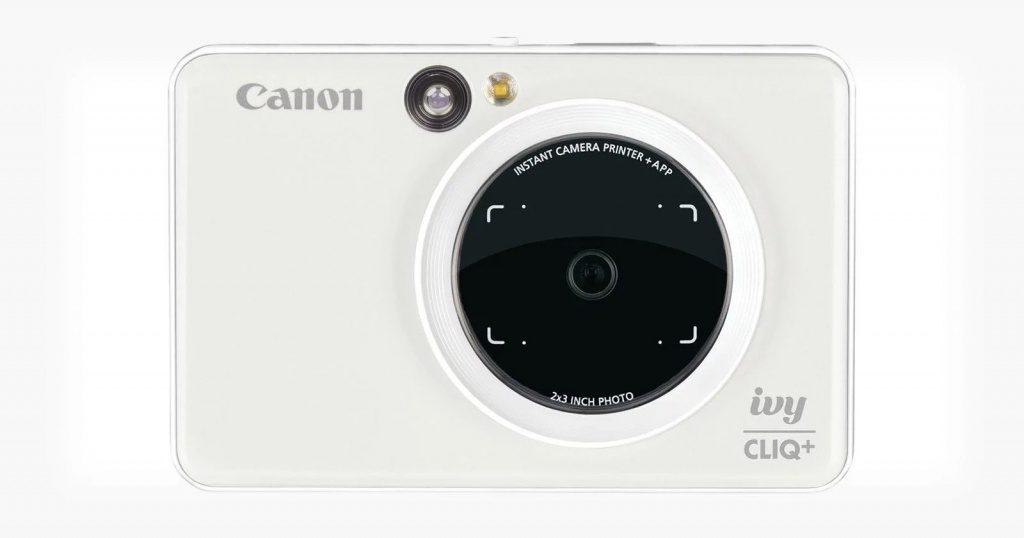 Η Canon ανταγωνίζεται τις Fujifilm Instax με τις IVY CLIQ κάμερες της 3