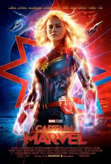 Captain Marvel: Προς τι τόσο Hate; - Geekdom Cinema/TV 1