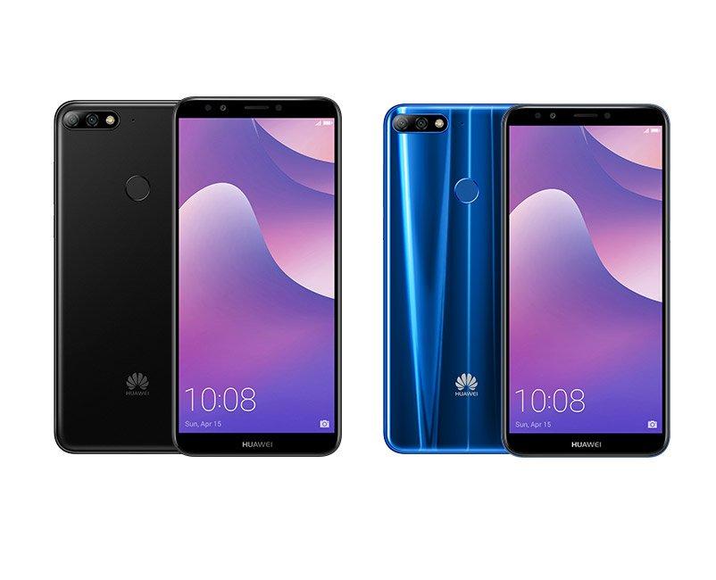 Για εσάς του λιγότερο απαιτητικούς, υπάρχει το Huawei Y7 2018 2