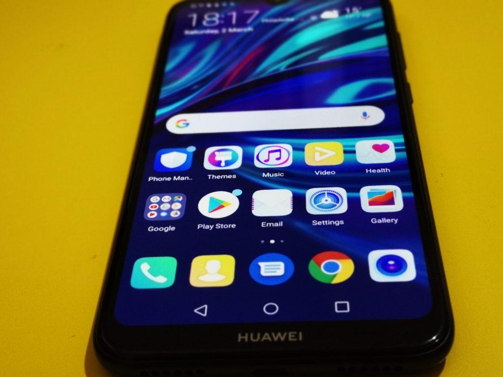 Huawei Y7 2019 Review - Παρουσίαση: Ο Τζενάρο Γκατούζο των entry level κινητών 13