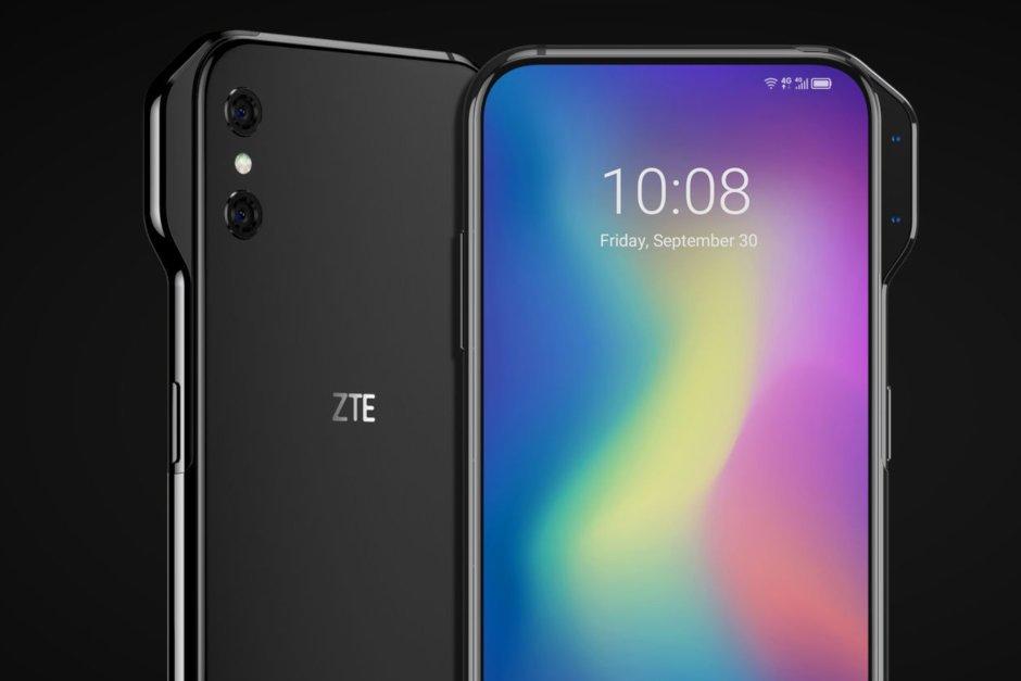 Μελετήστε τα νέα renders από δύο νέα τηλέφωνα της ZTE που καλύπτονται πέρα για πέρα από οθόνη 1