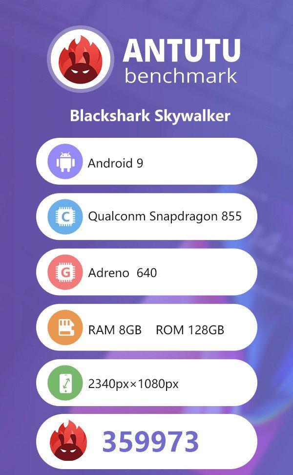 Αυτά είναι όλα τα νέα teasers για το επερχόμενο Xiaomi Black Shark 2 4