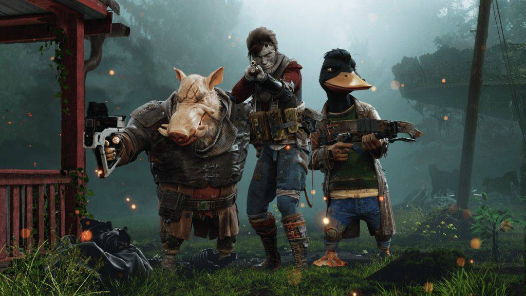 Mutant Year Zero: Road to Eden - The Geekdom Review 1