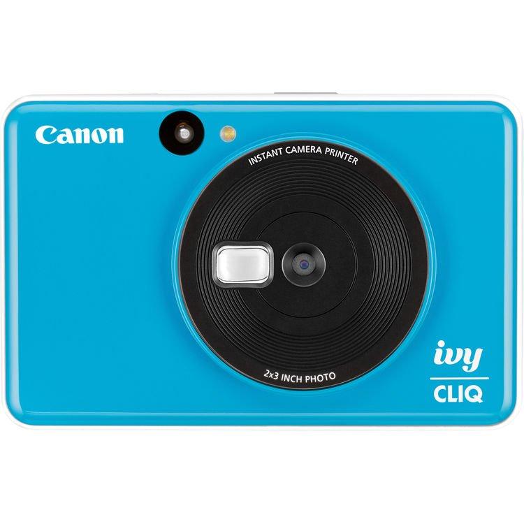 Η Canon ανταγωνίζεται τις Fujifilm Instax με τις IVY CLIQ κάμερες της 2