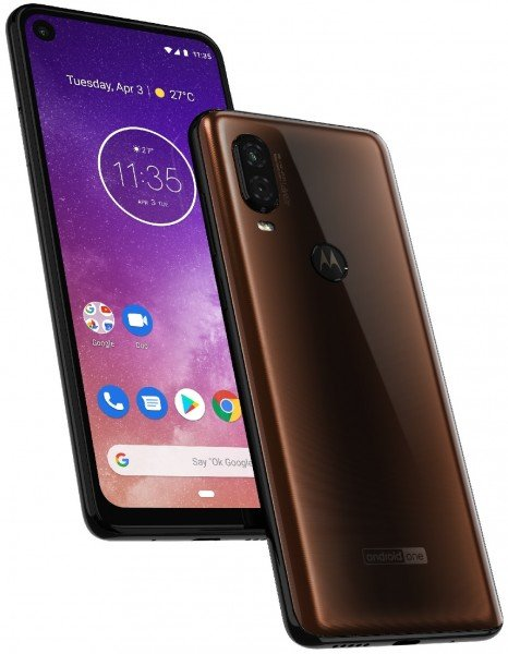 Motorola One Vision: Σε επίσημη εικόνα του με αρκετές εμφανείς λεπτομέρειες 1
