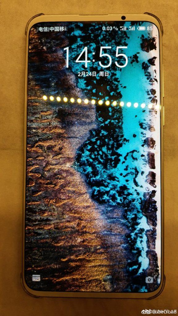 gsmarena 003 17 576x1024 Οι διαρροές νέων φωτογραφιών του Meizu 16s επιβεβαιώνουν την ύπαρξη λεπτών στρογγυλών πλαισίων