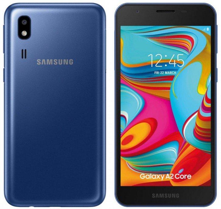 Έκανε μια πρώτη εμφάνιση το Android Galaxy A2 Core με Android Go 2