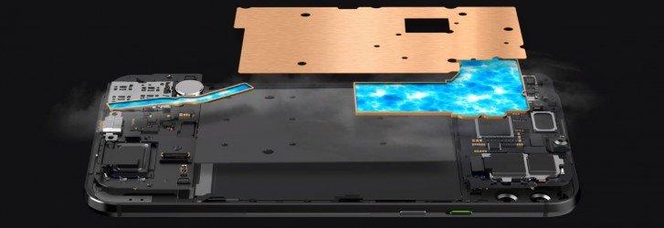 [Επίσημο]: Το σύστημα ψύξης διαθέτει το νέο Black Shark 2 και μια ακόμη πιο ευαίσθητη στην πίεση Super AMOLED οθόνη 7