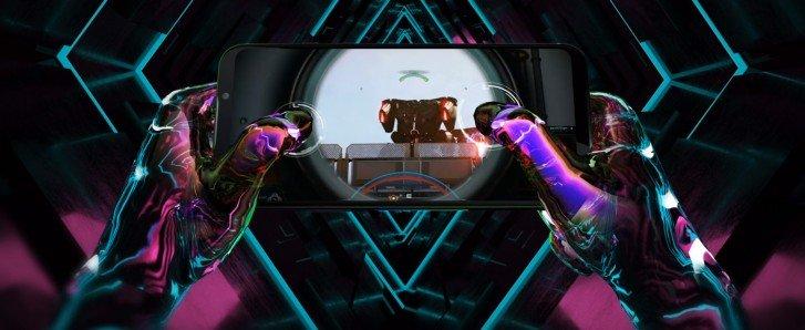 [Επίσημο]: Το σύστημα ψύξης διαθέτει το νέο Black Shark 2 και μια ακόμη πιο ευαίσθητη στην πίεση Super AMOLED οθόνη 8