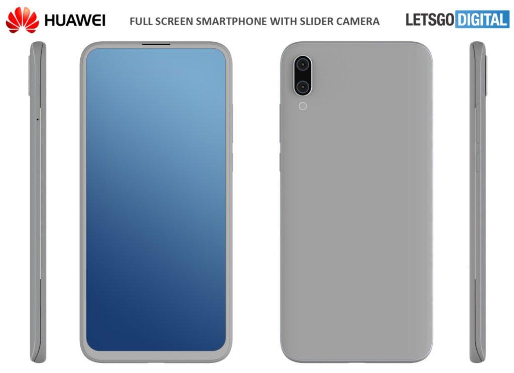 Η Huawei κατοχυρώνει δίπλωμα ευρεσιτεχνίας με ένα smartphone με σχεδιασμό ολίσθησης 2
