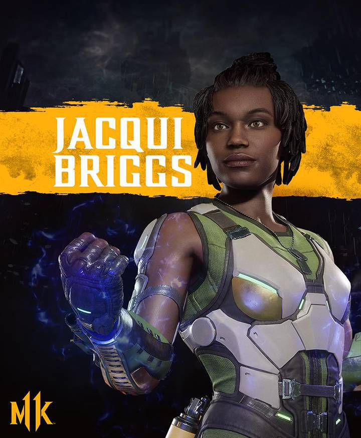 Jacqui Briggs & Kotal Kahn στο νεότερο Kombat Kast του Mortal Kombat! – Geekdom News