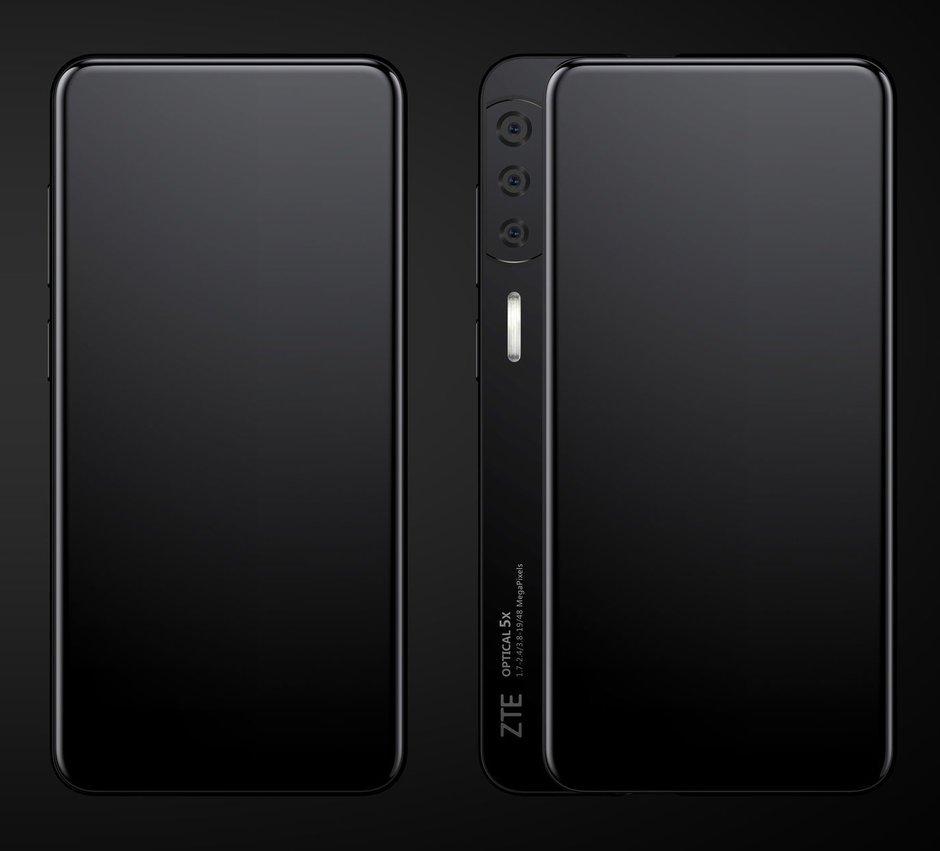 Μελετήστε τα νέα renders από δύο νέα τηλέφωνα της ZTE που καλύπτονται πέρα για πέρα από οθόνη 2