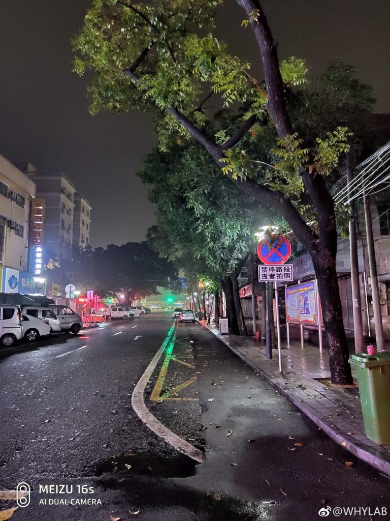 Δείγματα λήψεων φωτογραφιών από το Meizu 16s και επιβεβαίωση περί τιμολόγησης του 5