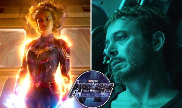 Avengers EndGame Spoiler Review 8