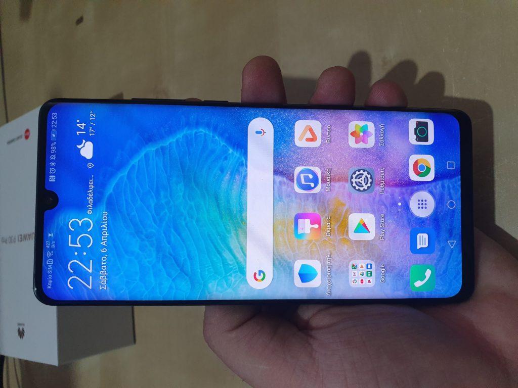 Huawei P30 Pro review - παρουσίαση|Ο νέος βασιλιάς των Smartphones 7