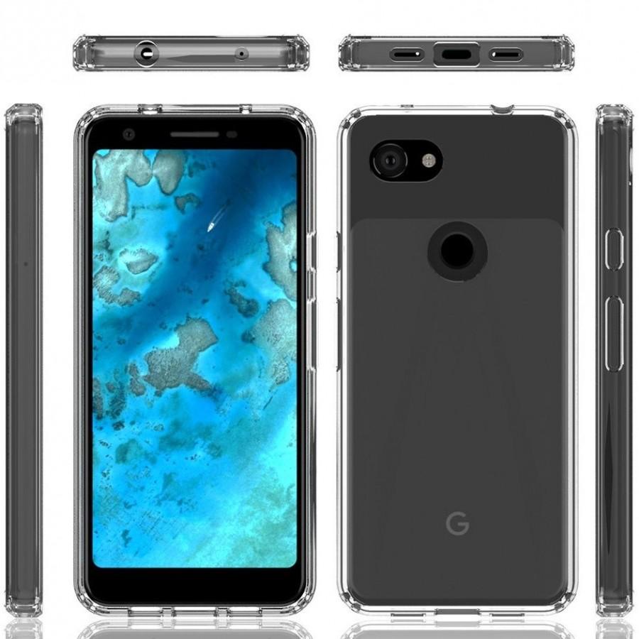Εικόνες από τα Google Pixel 3a και Pixel 3a XL δείχνουν μεγάλες υποδοχές θυρών και υποδοχές ακουστικών 4