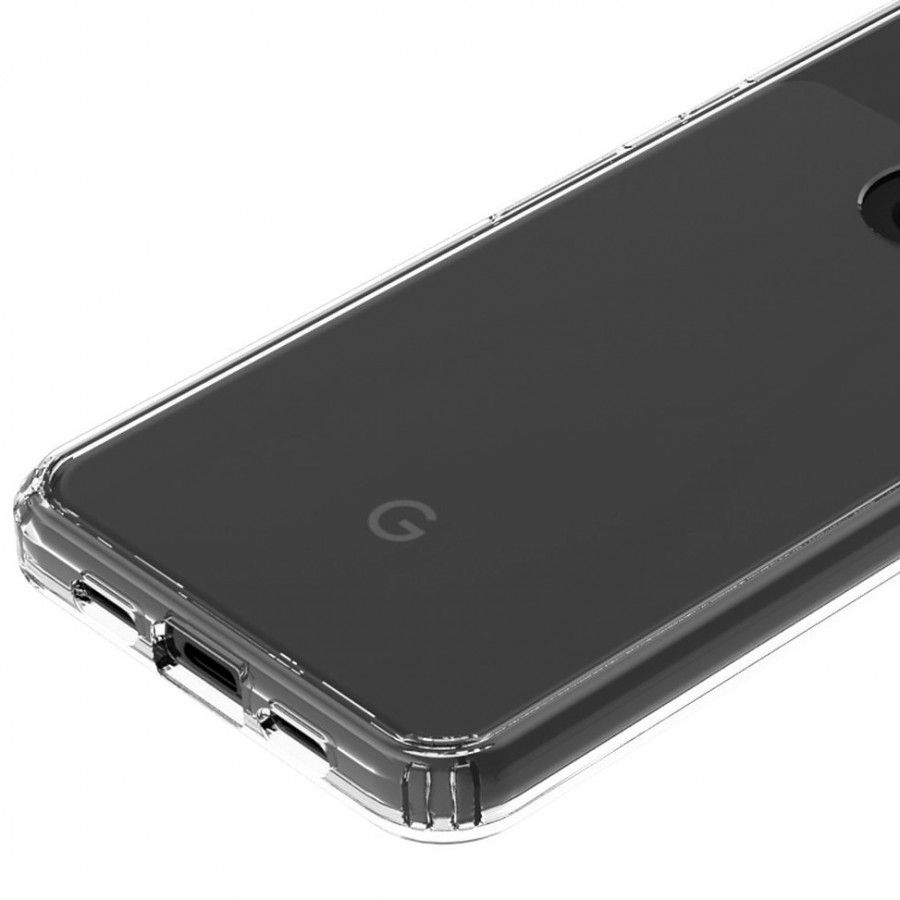 Εικόνες από τα Google Pixel 3a και Pixel 3a XL δείχνουν μεγάλες υποδοχές θυρών και υποδοχές ακουστικών 2