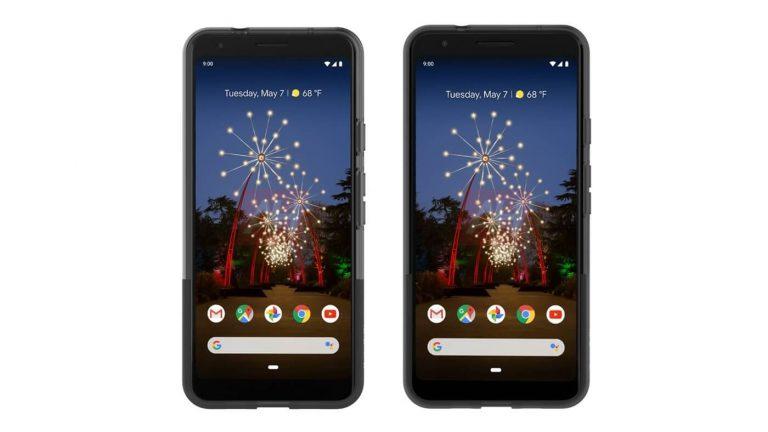 Αυτές είναι οι επίσημες πλέον εικόνες των Google Pixel 3a και 3a XL 1