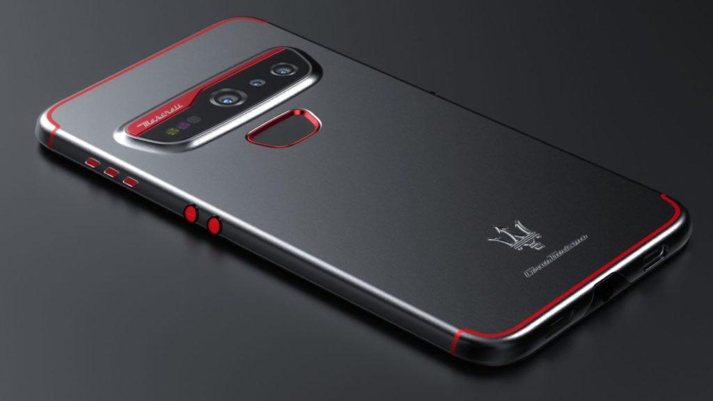 Προσέξτε λίγο το νέο πολυτελές Maserati GranTurismo Concept Phone