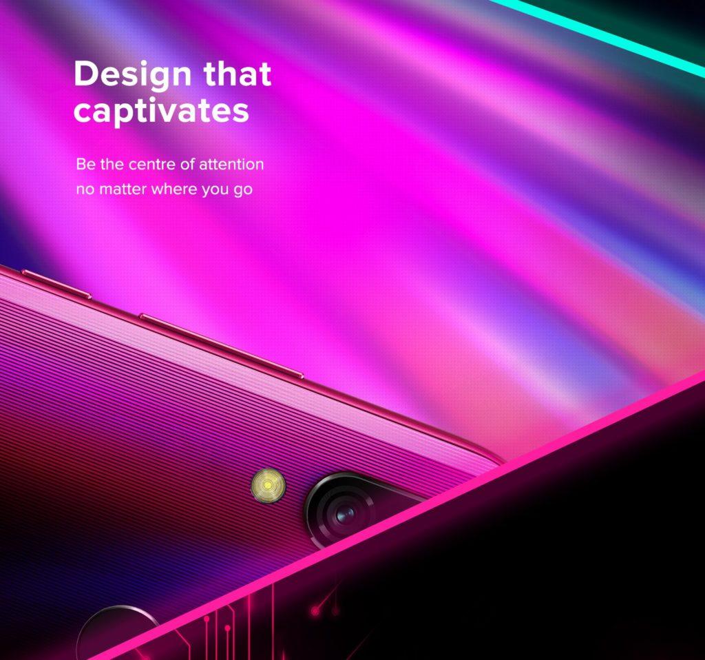 PINK Y3 1024x958 Νέο teaser για το Redmi Y3 επιβεβαιώνει 4000mAh μπαταρία και gradient σχέδιο