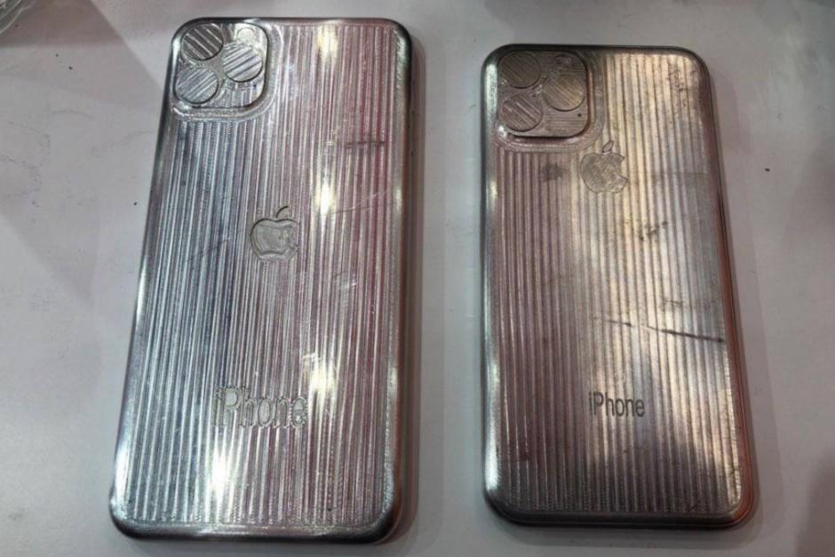 Αυτά είναι τα καλούπια των νέων Apple iPhone 11 και iPhone 11 Max 1