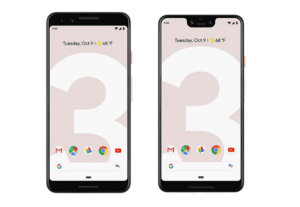Αυτές είναι οι επίσημες πλέον εικόνες των Google Pixel 3a και 3a XL 2