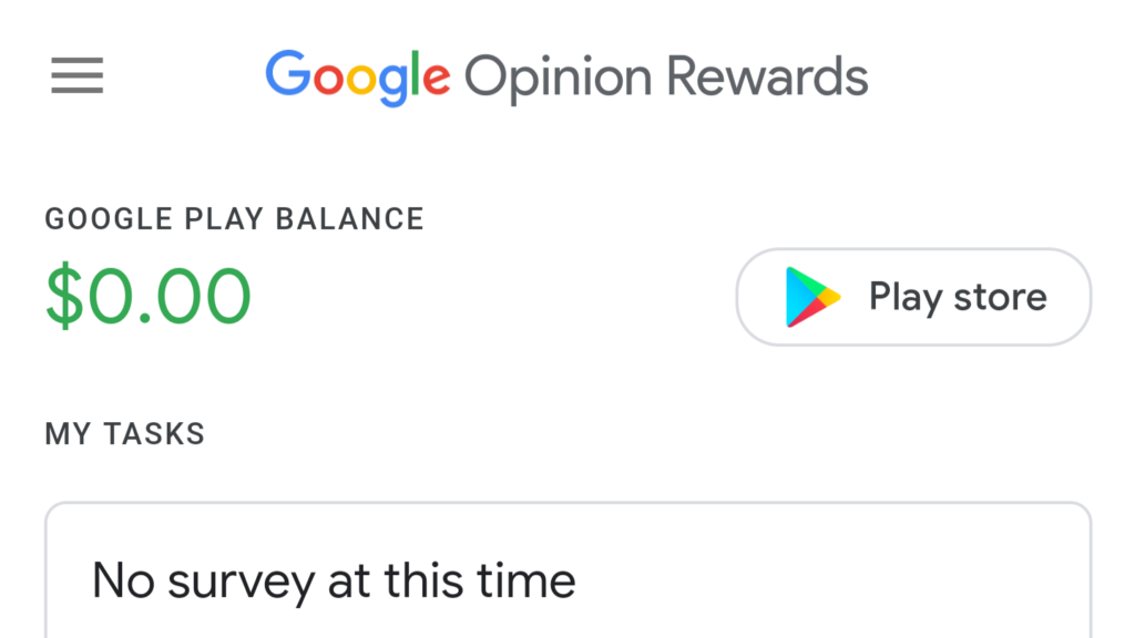 Η αναβάθμιση της εφαρμογής Google Opinion Reward είναι διαθέσιμη 3