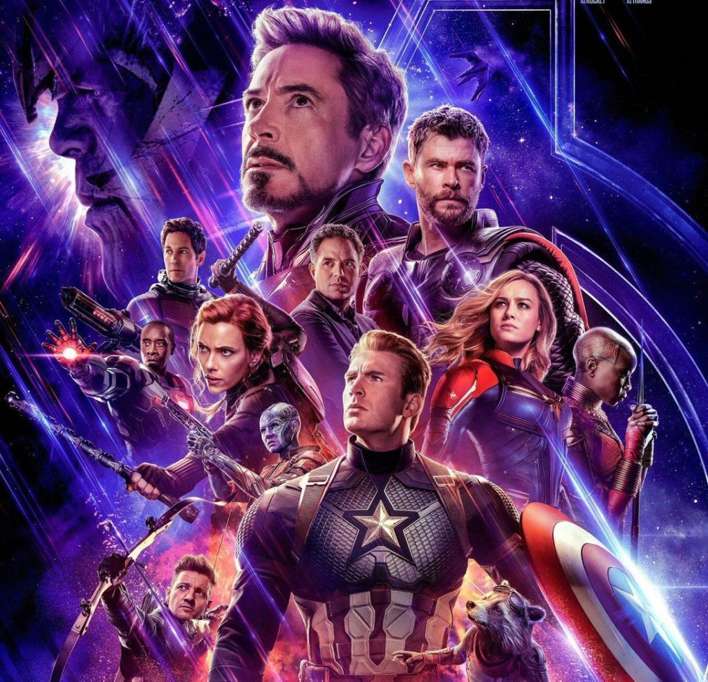 avengers endgame poster square crop 1 1024x986 Avengers: Endgame Review (No Spoilers!)