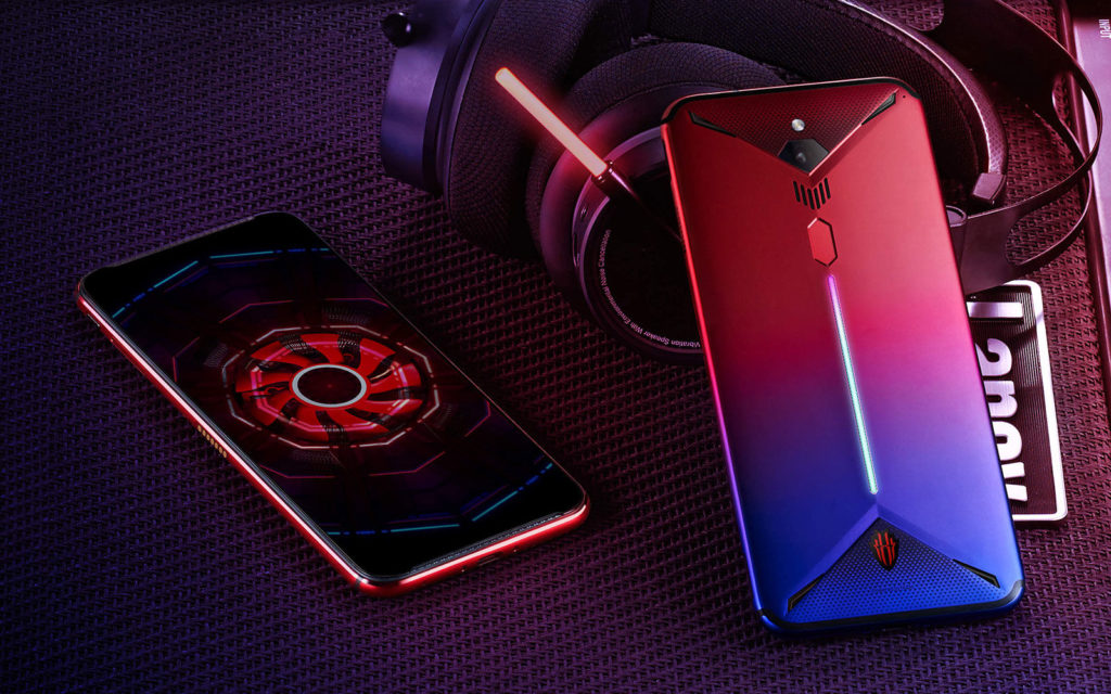 Αυτό εδώ το gaming smartphone διαθέτει ενσωματωμένο ανεμιστήρα ψύξης και μπορεί να εγγράψει βίντεο 8K! 1