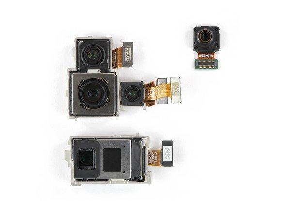 Αρκετά δύσκολη η διαδικασία επισκευής σε ένα Huawei P30 Pro