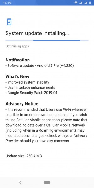 Καλύτερες λήψεις και βελτιωμένη λειτουργία του  scanner δακτυλικών αποτυπωμάτων για το Nokia 9 PureView 1