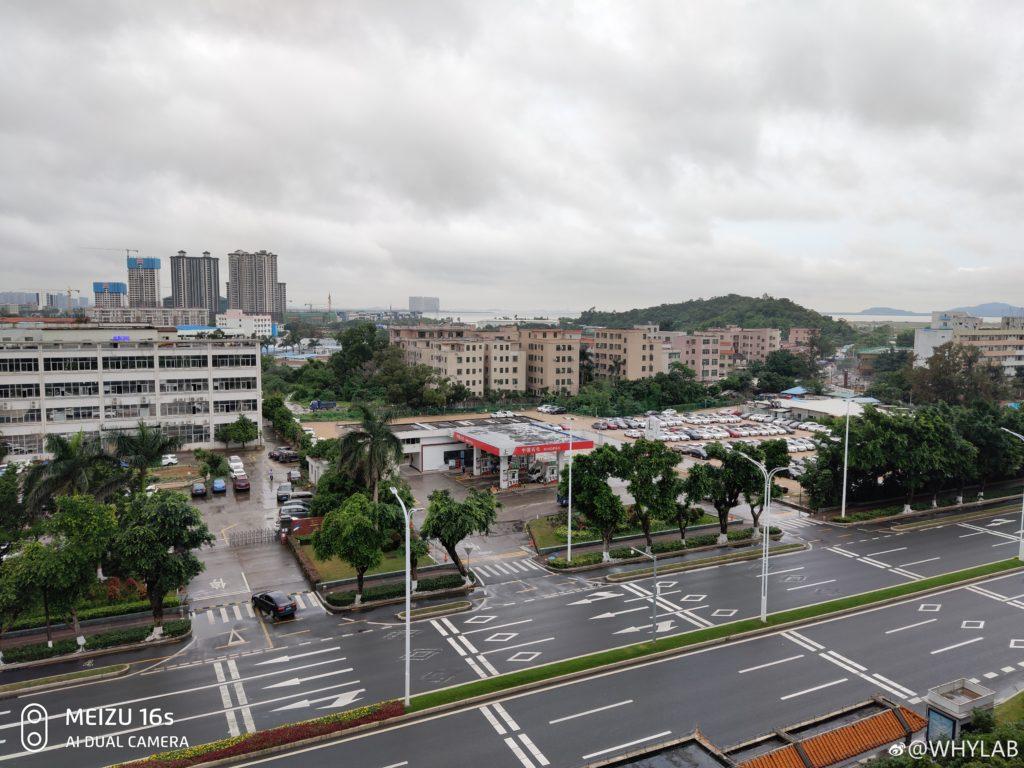 Δείγματα λήψεων φωτογραφιών από το Meizu 16s και επιβεβαίωση περί τιμολόγησης του 1