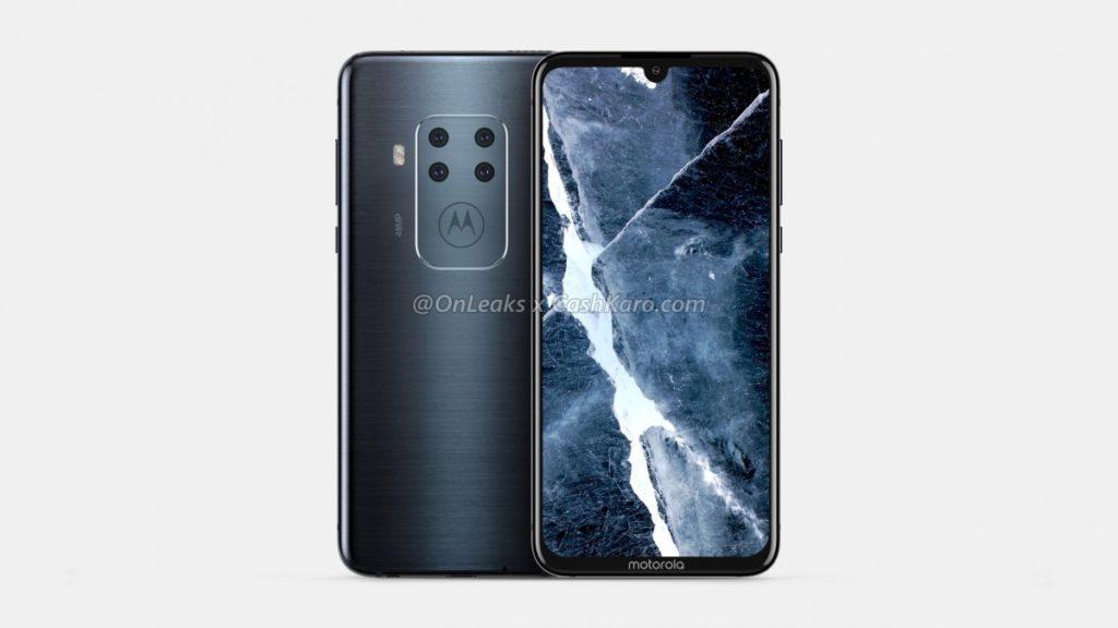 Ελέγξτε το νέο υλικό από μια συσκευή της Motorola με τέσσερις κάμερες 4