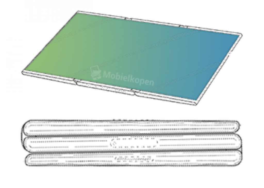Πάνω σε δύο νέες διπλές πτυσσόμενες οθόνες εργάζεται η Samsung Display 1