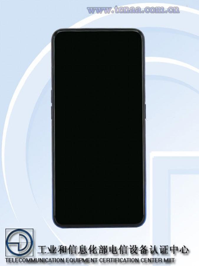 Εξασφάλισε πιστοποιητικό κυκλοφορίας το Realme RMX1901 από την TENAAκαι δείχνει όμοιο με το Oppo Reno lite 2
