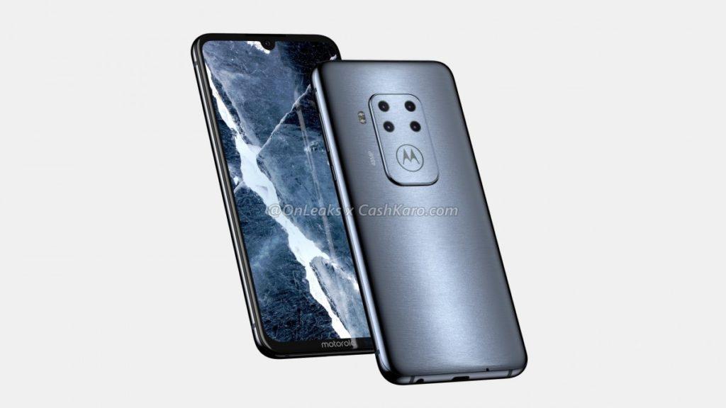 Ελέγξτε το νέο υλικό από μια συσκευή της Motorola με τέσσερις κάμερες 3