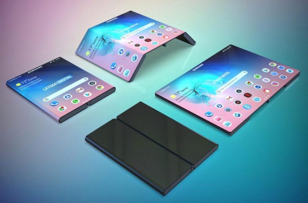 Πάνω σε δύο νέες διπλές πτυσσόμενες οθόνες εργάζεται η Samsung Display 2