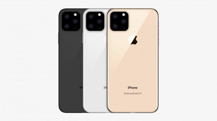 To μεσαίο πλαίσιο του iPhone XI διέρρευσε και επιβεβαιώνει πολλά 2