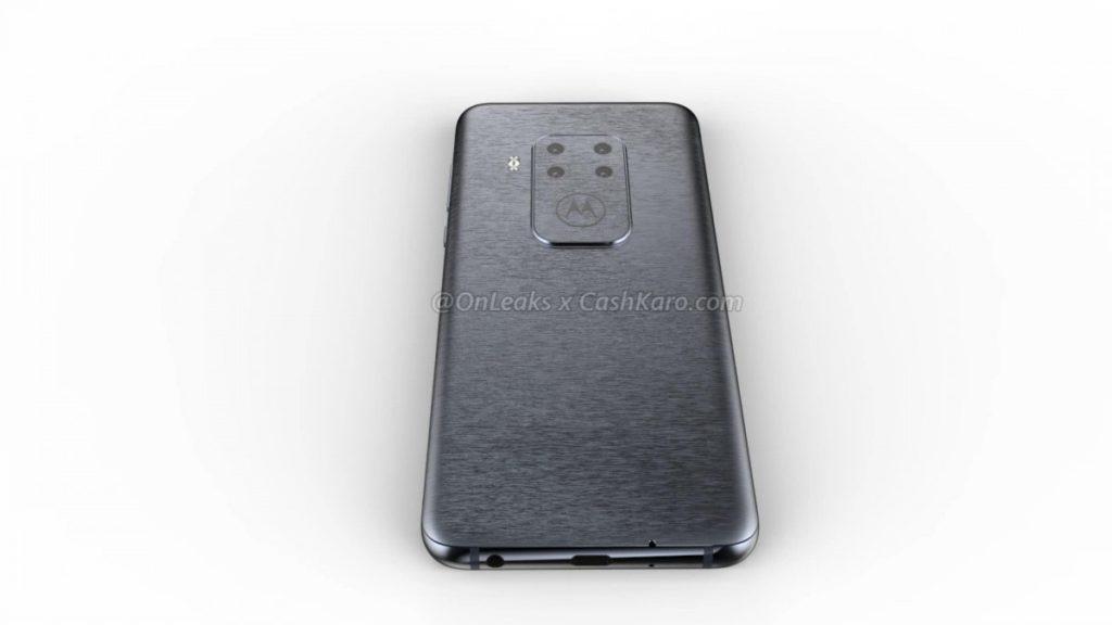 Ελέγξτε το νέο υλικό από μια συσκευή της Motorola με τέσσερις κάμερες 1