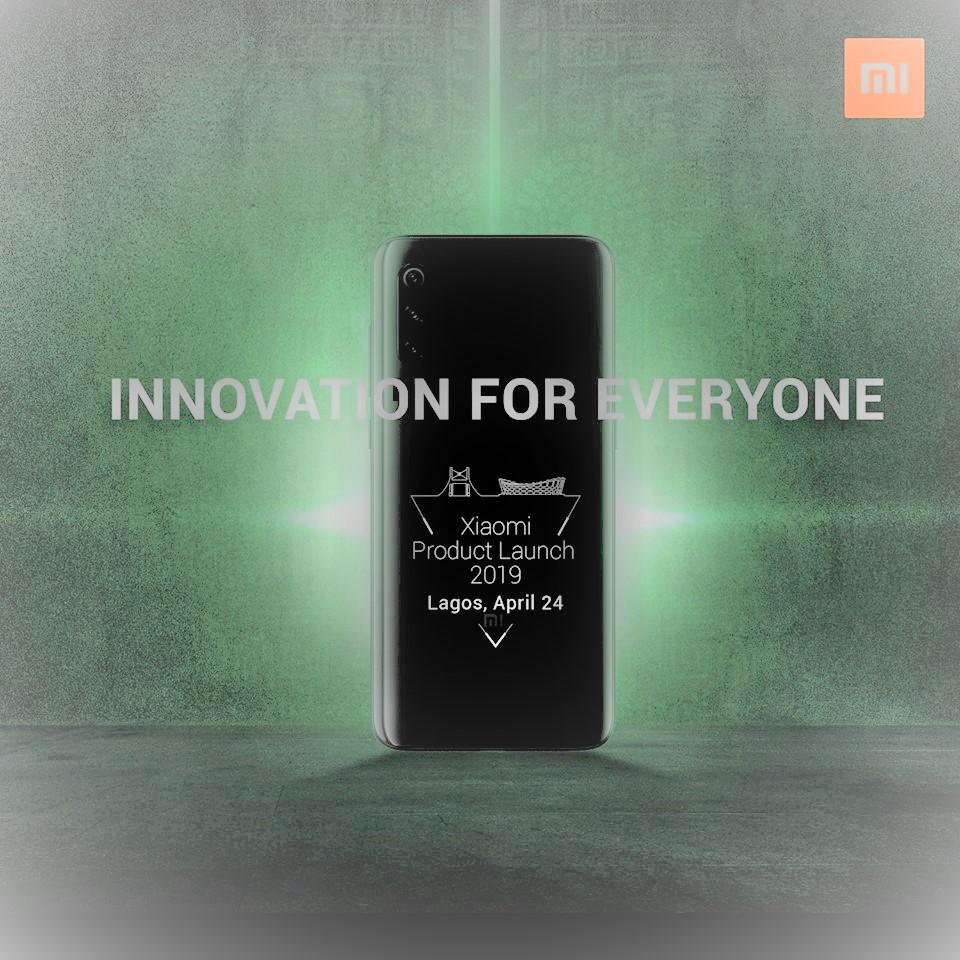 Η Xiaomi Νιγηρίας στις 24 Απριλίου, θα μας δείξει πιθανότατα το Mi 9 και το Redmi Note 7