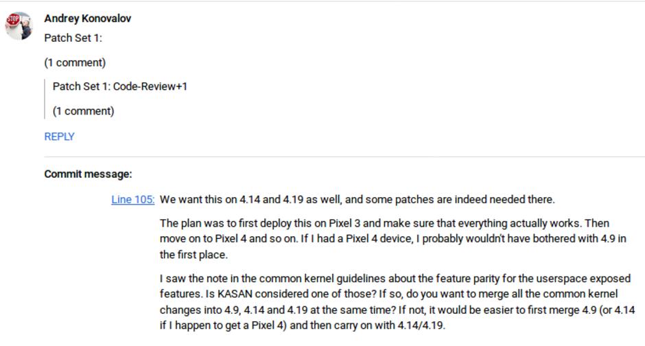 """Πρώτη αναφορά από υπάλληλο της Google για το """"Pixel 4"""" 2"""