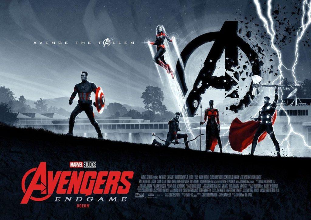 Avengers EndGame Spoiler Review 1